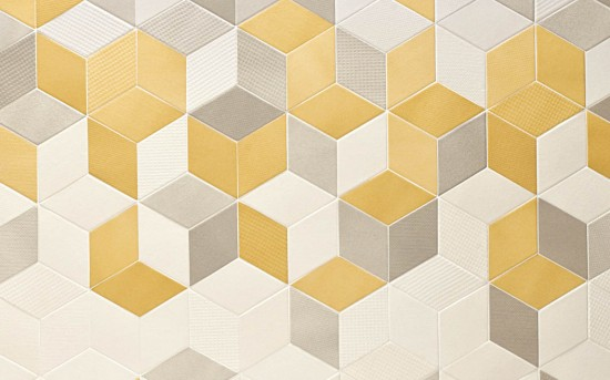 MUTINA- TEX WHITE-GREY-YELLOW.