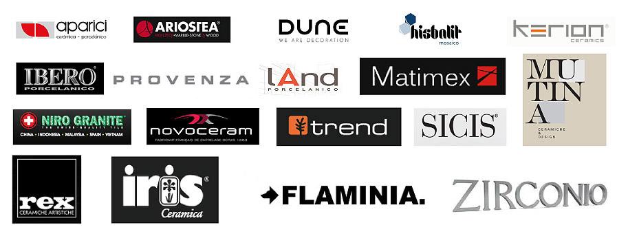Nuestras marcas for Marcas accesorios bano